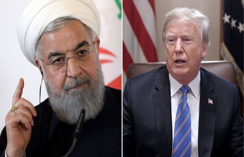 Trump to Iran: 'Never, ever threaten' US again
