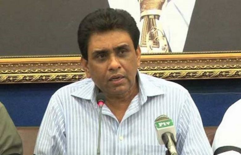 No Concept of Horse Trading in MQM: Khalid Maqbool