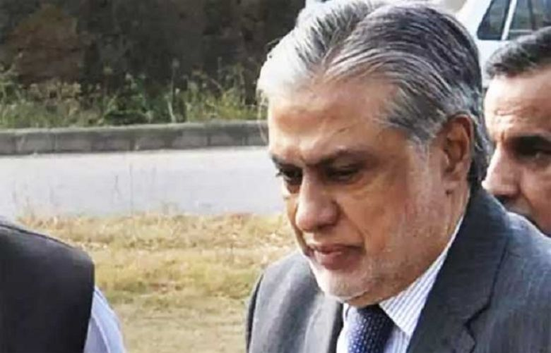 Ishaq Dar's diplomatic passports cancelled