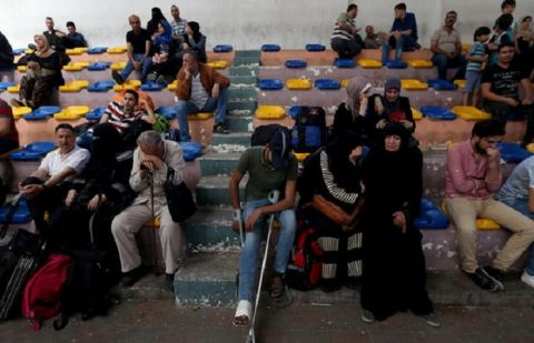 Egypt opens Gaza border crossing for Ramadan