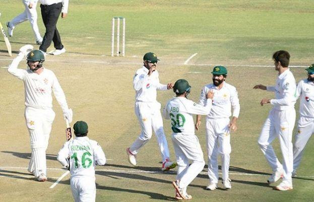 Nauman, Shaheen star as Pakistan close in on Test series win