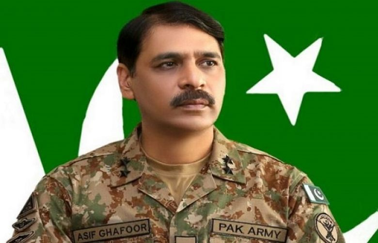 DG ISPR Underlines Need To Remember Martyrs