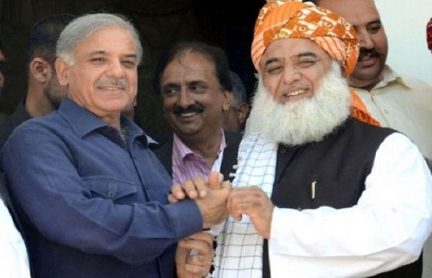 Fazlur Rehman meets Shehbaz Sharif as Bilawal expected to visit Lahore