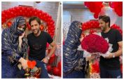 Shahid Afridi pens love-filled note for wife Nadia on wedding anniversary