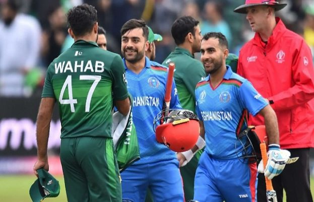 Pakistan-Afghanistan cricket series to take place in August