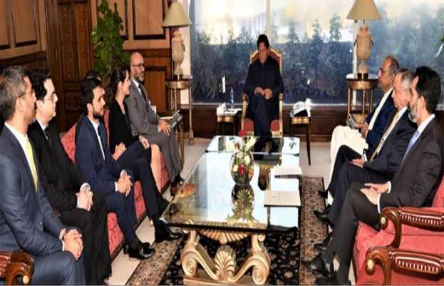 Government is now focusing on socio-economic growth, Says PM Imran