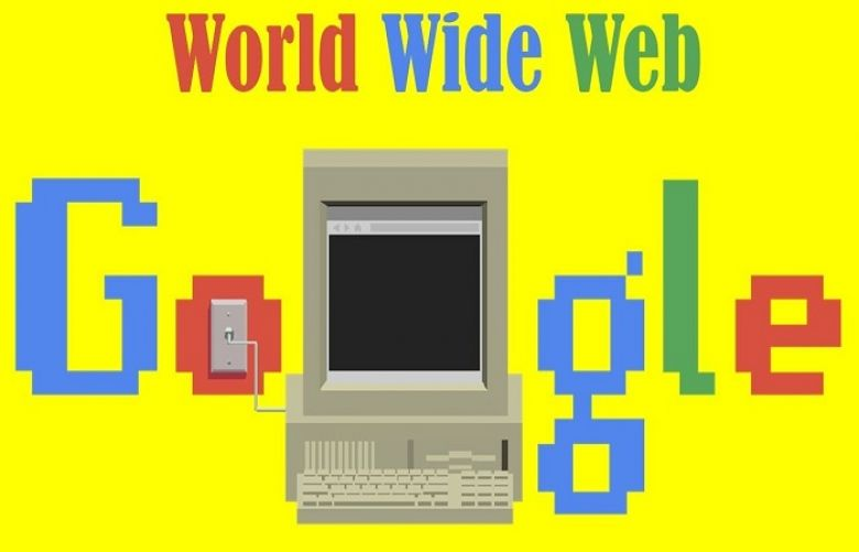 30th anniversary of the birth of the World Wide Web