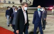 Shah Mehmood Qureshi reached Beijing for a two-day visit