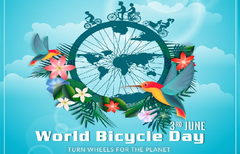World Bicycle Day is being observed today