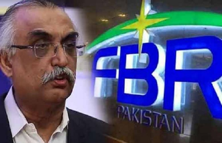 Shabbar Zaidi's Appointment as chairman FBR Challenged in IHC
