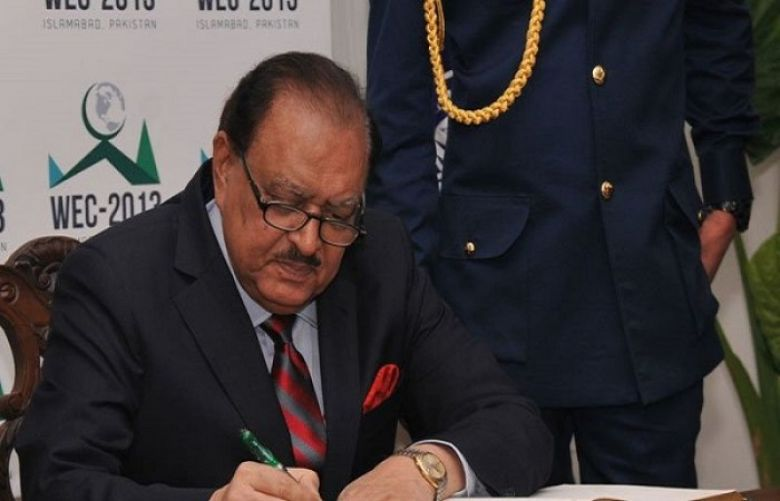 President Signs Constitutional Amendment To Merge FATA