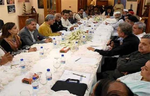 Opposition parties to frame counter narrative after govt's reaction on TORs