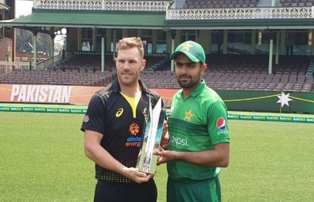 First T20 between Pakistan and Australia called off due to rain