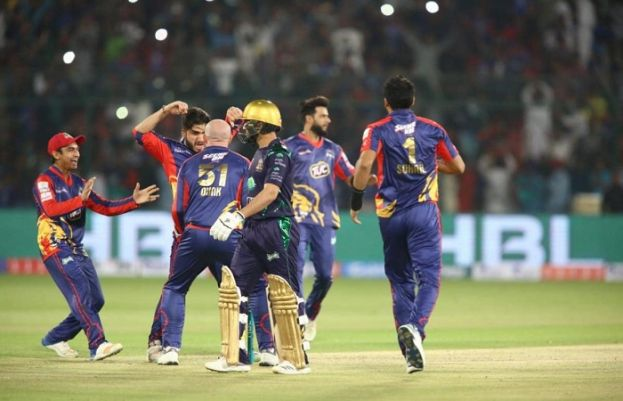 Defending champions Karachi Kings beats Quetta Gladiators in first fixture of PSL 2021