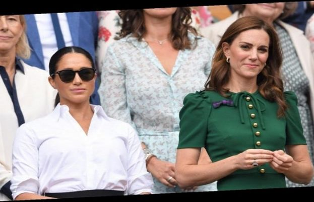 Meghan Markle and Kate Middleton's relationship never too steady but despite