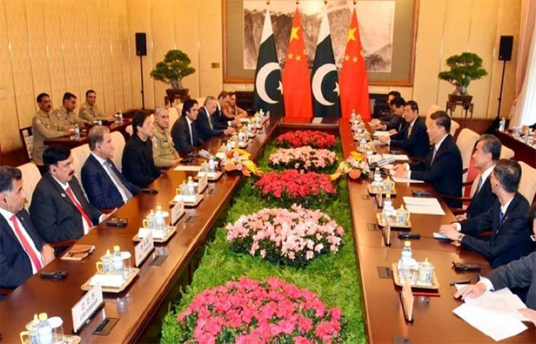 Pak-China agrees on early implementation of China-Pakistan Free Trade Agreement