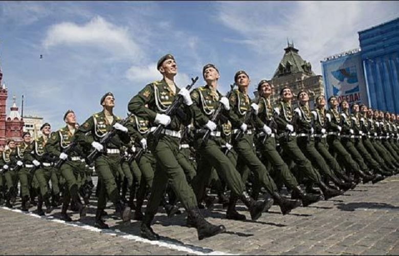 Victory Day celebrations across Russia
