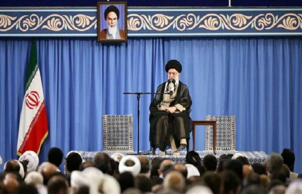 Supreme Leader of the Islamic Revolution Ayatollah Syed Ali Khamenei