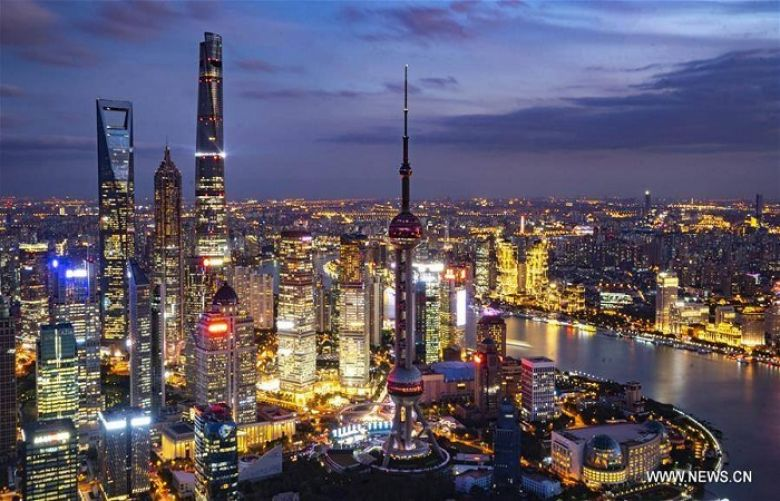 "Shanghai is now the ""world's meeting room"""