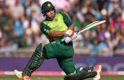 Pak vs WI: Azam Khan hospitalised after head injury
