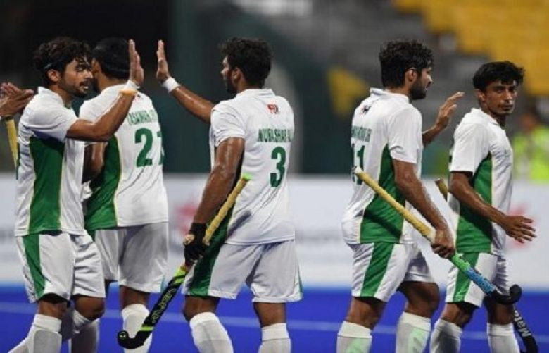 Pakistan Out From Asian Games Hockey Title Race