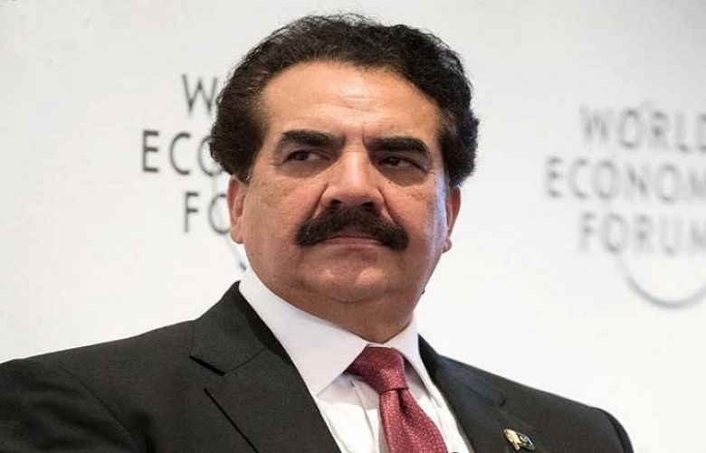General (retd) Raheel Sharif
