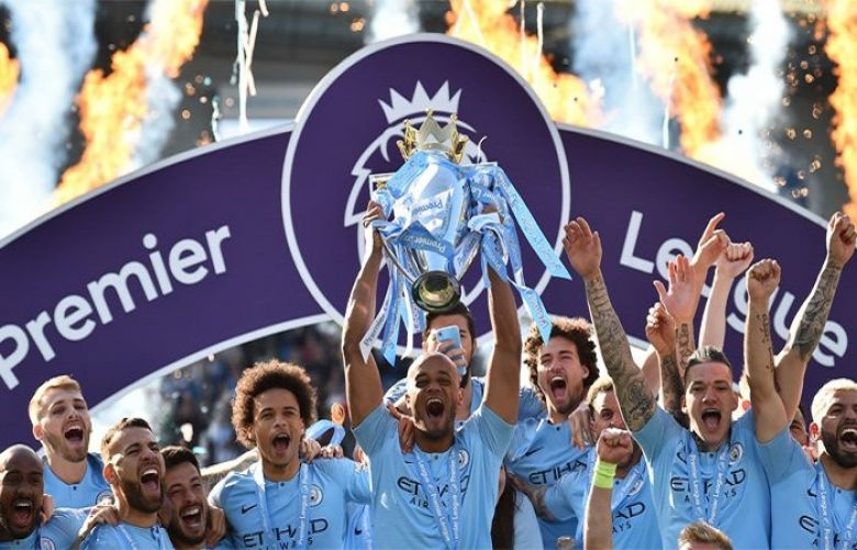Man City lay claim to greatness by retaining Premier League title