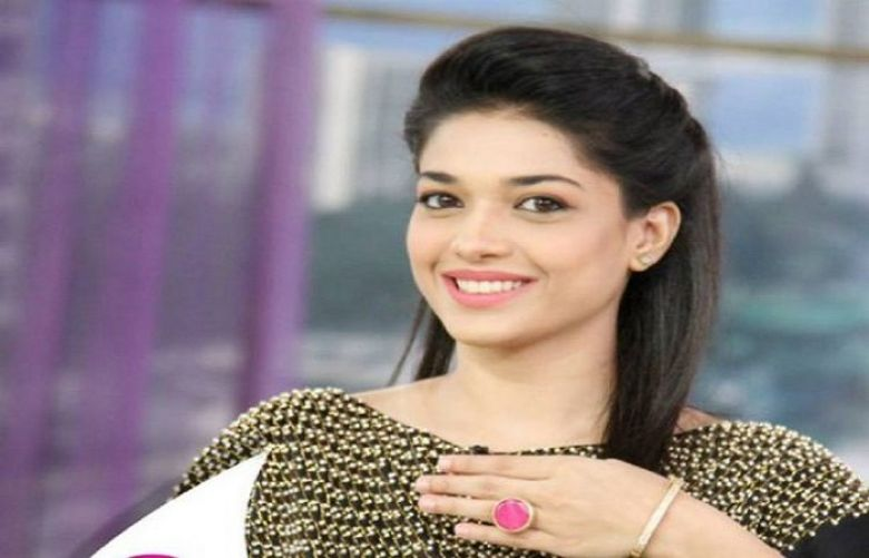 Sanam Jung test positive for COVID-19