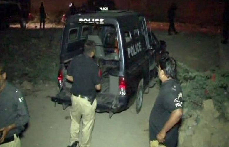 Three terrorists killed during police encounter in Karachi