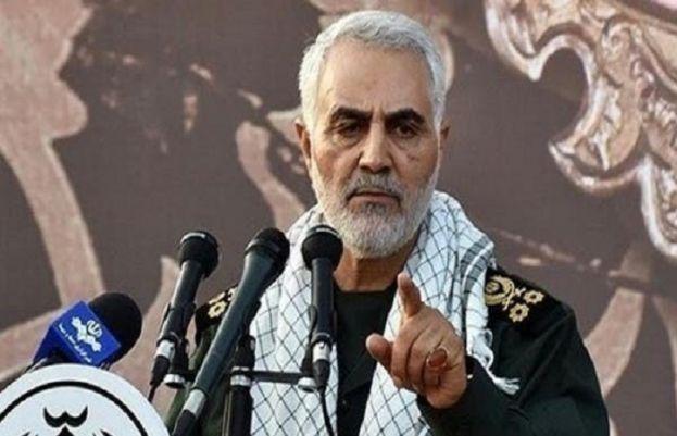 Major General Qassem Soleimani,