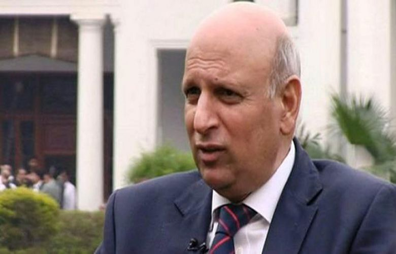 Accountability process continues in country: Chuadry Sarwar