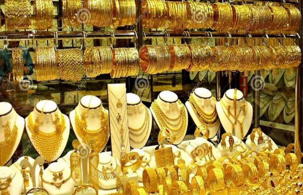 Gold prices hike in International market to a record level