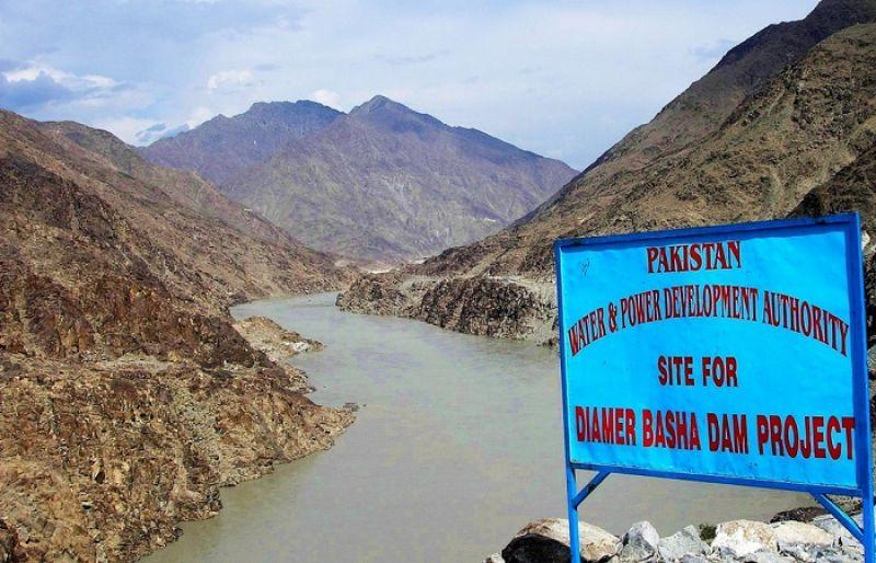 Image result for Diamer bhasha dam pakistan