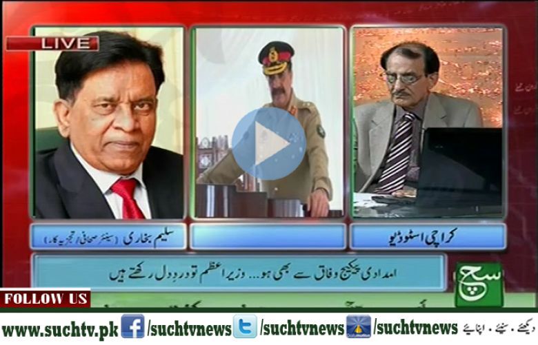 Such Baat with Nusrat Mirza 06 Nov 2016