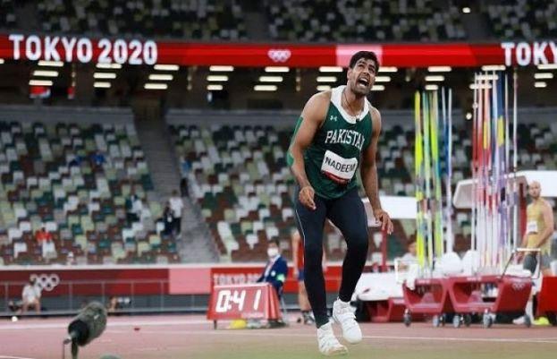 All eyes on Pakistan's Arshad Nadeem in javelin throw final today