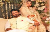 Hina Altaf, Aagha Ali tie the knot in stunning nikkah ceremony