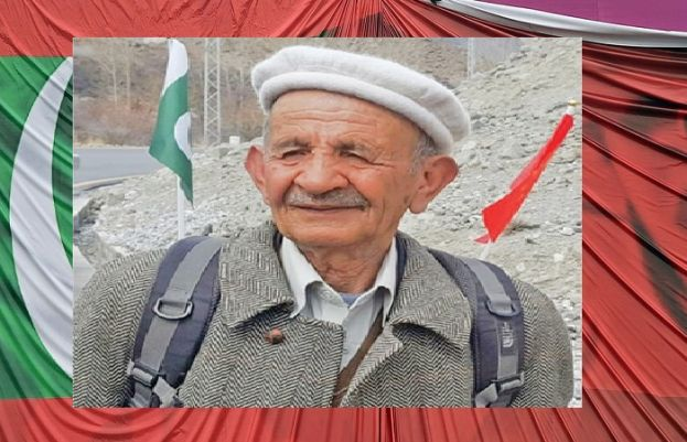 Elder begins long walk in tribute to Chinese doctors at Hunza