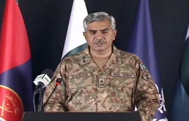 DG ISPR Major General Babar Iftikhar