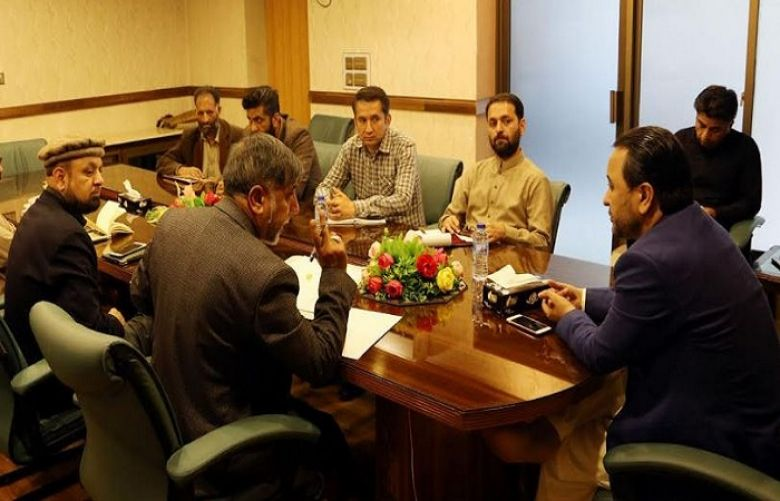CM GB directs to ensure timely completion of ongoing development projects