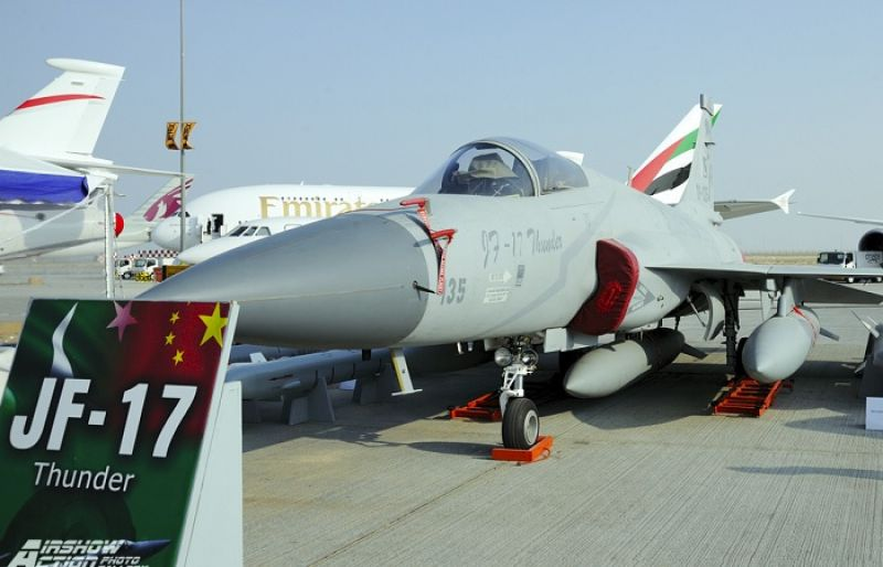 JF-17 finds buyer at Dubai show: report - SUCH TV