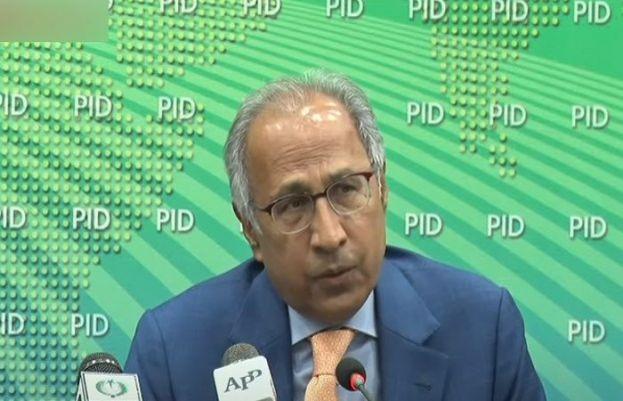 Finance Minister Abdul Hafeez Shaikh