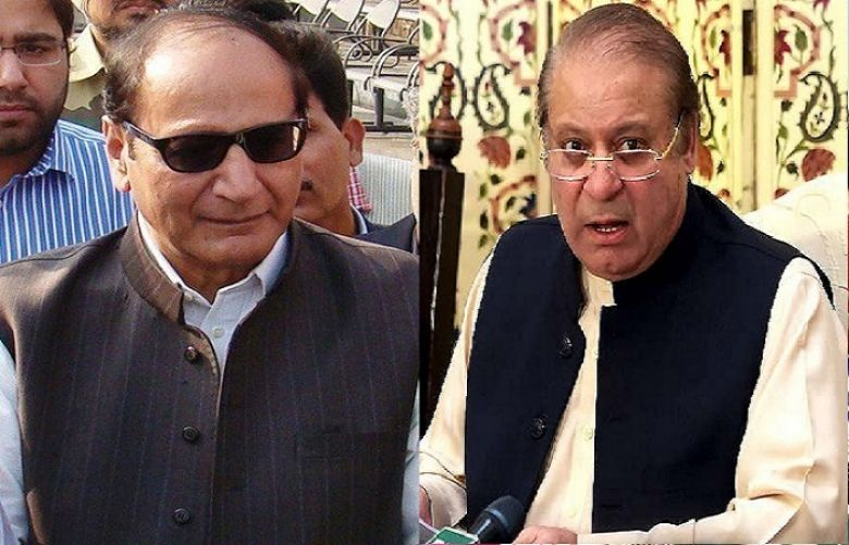 Chaudhry Shujaat says Nawaz should clarify his 'outer beings' remark