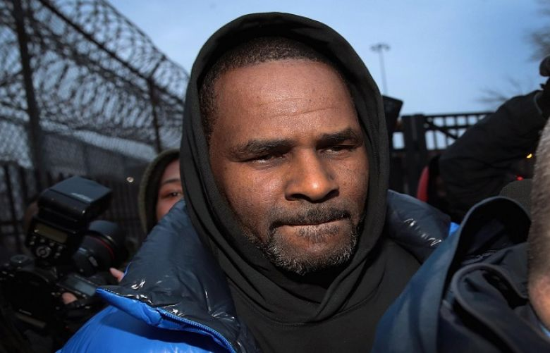 R. Kelly freed from Chicago jail after child support paid