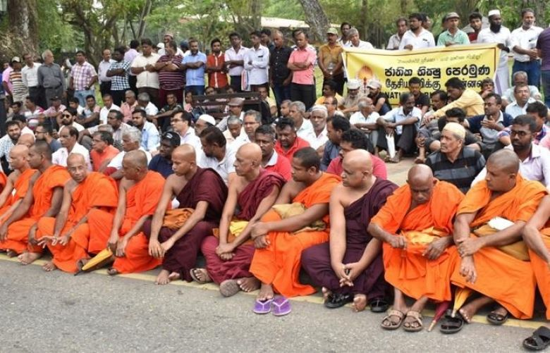 Sri Lanka Buddhist monks denounce anti-Muslim riots