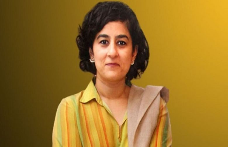 Special Assistant to the Prime Minister on Digital Pakistan, Tania Aidrus