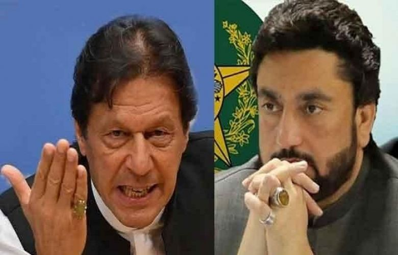 Prime Minister Imran Khan is not happy with Shehryar Afridi