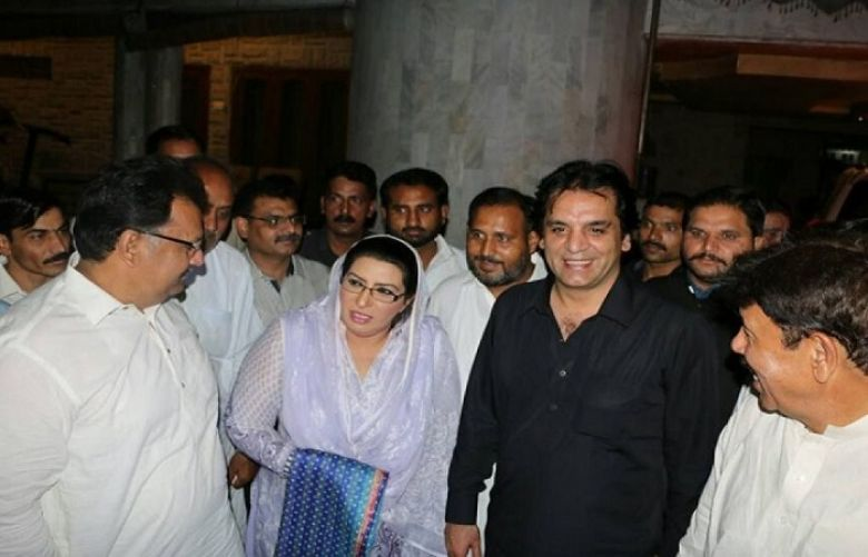Firdous Awan joins PTI after leaving PPP