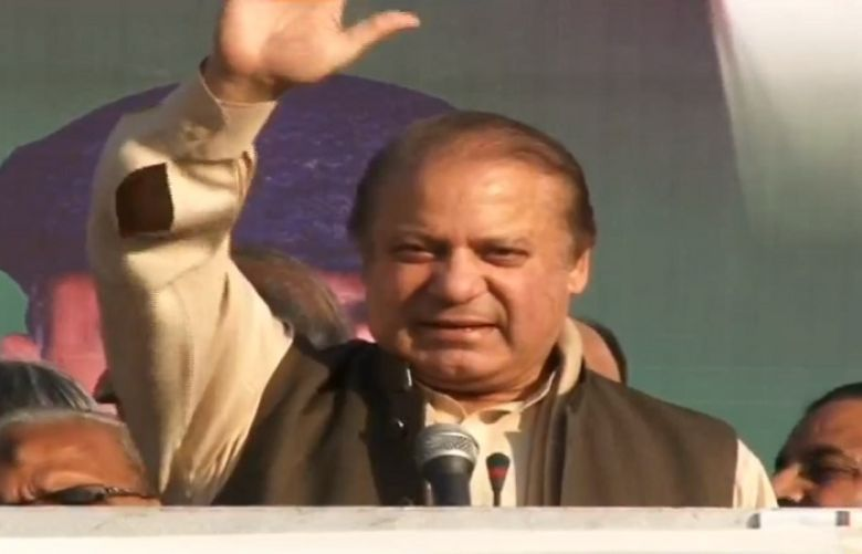 Abbottabad: I will Never Leave You, Nawaz Promises Supporters