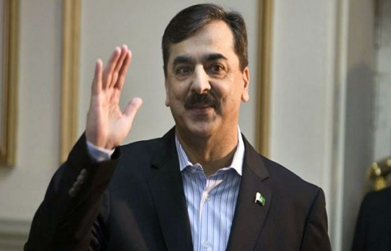 PDM nominates Yousaf Raza Gilani as joint candidate for Senate chairman election – SUCH TV