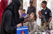 Anti-polio campaign commenced in three provinces